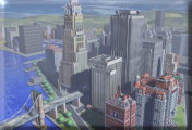 A capture from the preview video of The Sims